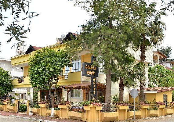 GOLDEN ROCK HOTEL KEMER